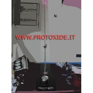 Odmerný valec pre meranie kompresný pomer Špecifické nástroje