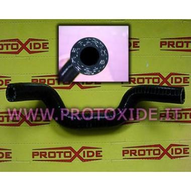 Silikónová rúrka pre vodné Lancia Delta 16V Turbo Špeciálne rukávy pre osobné automobily