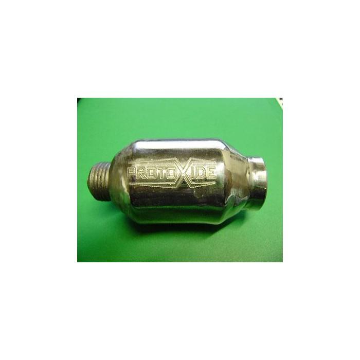 Minikat screw Catalytic and catalysts emulator