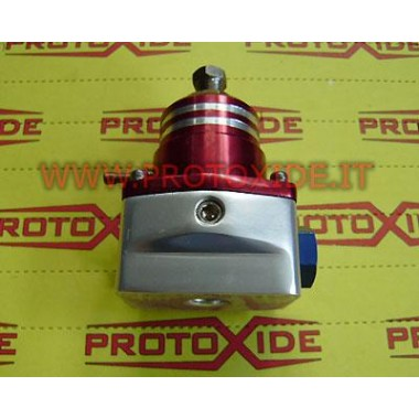 Kraftstoffdruckregler HIGH FLOW Benzindruckregler