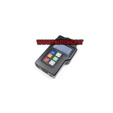 Контроллер карбюратор с датчиком широкополосного и сбора данных
