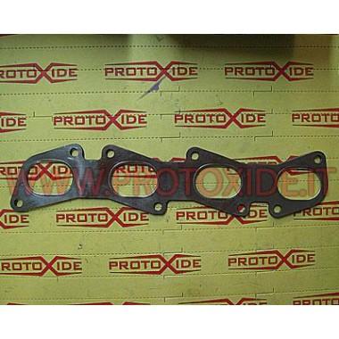 Guarnizione collettori scarico rinforzata Fiat Alfa JTD e MultiJet 1.900 16V Guarnizioni rinforzate collettori