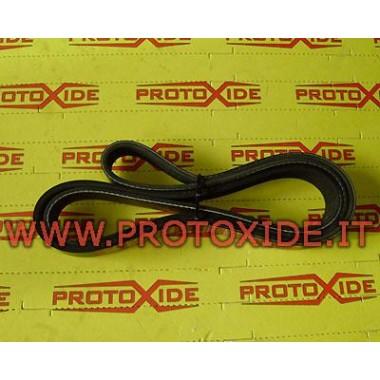 Belt drážky MiniCooper Popruhy motora a vystužené služby