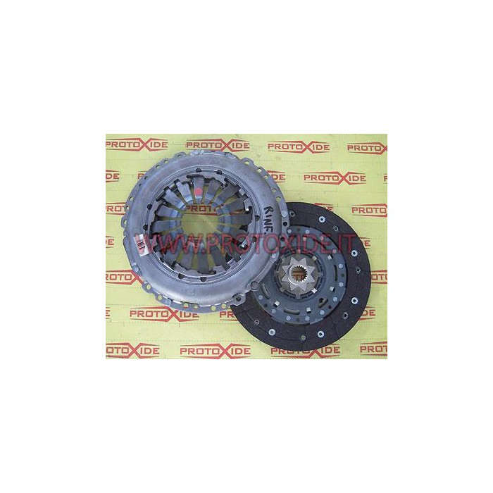 Reinforced Clutch Kit for GrandePunto, 500, Bravo T-Jet Abarth Reinforced clutches