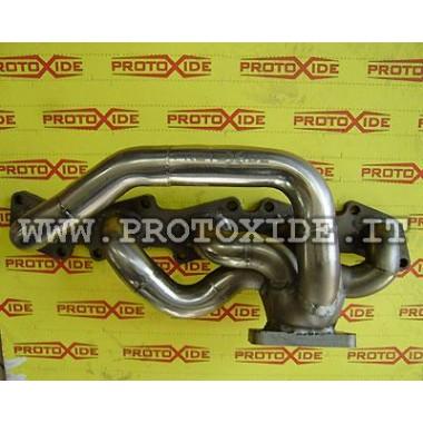 Collettore scarico Fiat Coupè 5 cyl - ECO - T25 Collettori in acciaio per motori Turbo Benzina