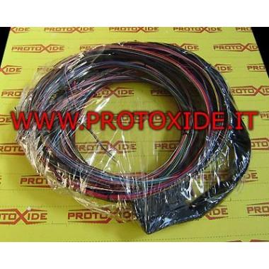 Cableado largo universal para unidades de control Autronic SM3 - SM4 Conectores de la unidad de control y cableado de la unid...