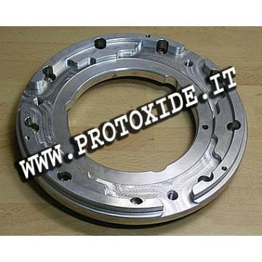 Aluminium svinghjul til Smart 600 og 700 Stålflyvehjul