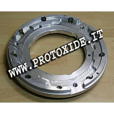 Aluminum flywheel for Smart 600 and 700 Steel flywheels