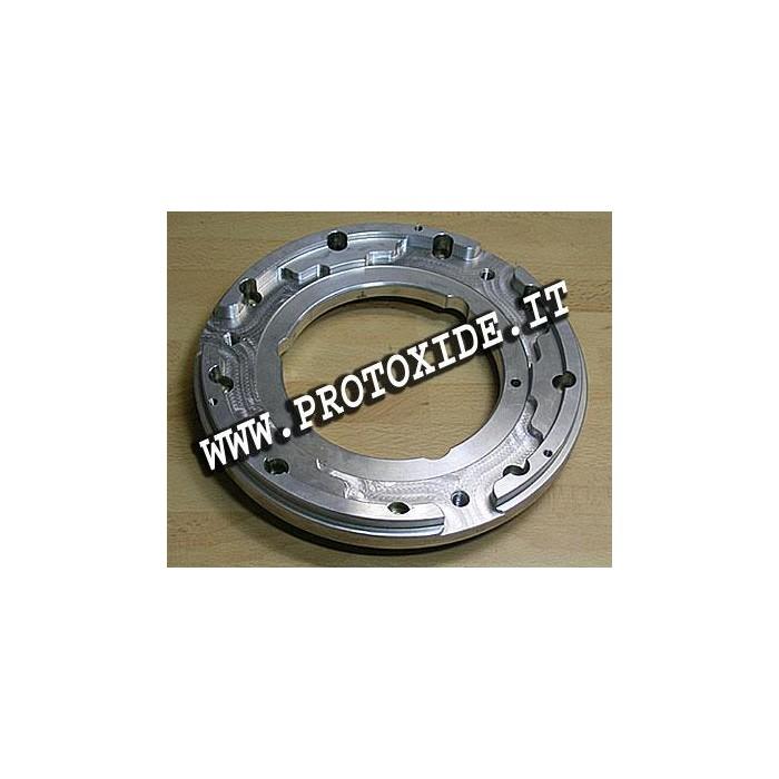 Aluminium-Schwungrad für Smart 600 und 700 Schwungräder aus Stahl