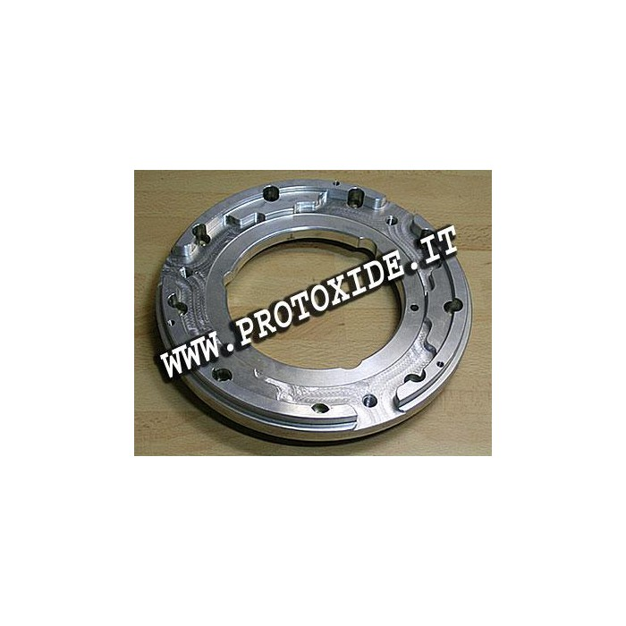 Aluminum flywheel for Smart 600 and 700 Steel flywheels