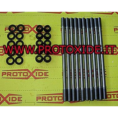 Head Studs Ford Sierra Escort Cosworth 12mm Head Stud