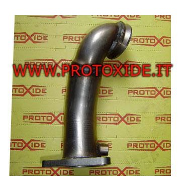 Alfa 159 burlan de evacuare 16v Downpipe Turbo Diesel and Tubes eliminates FAP