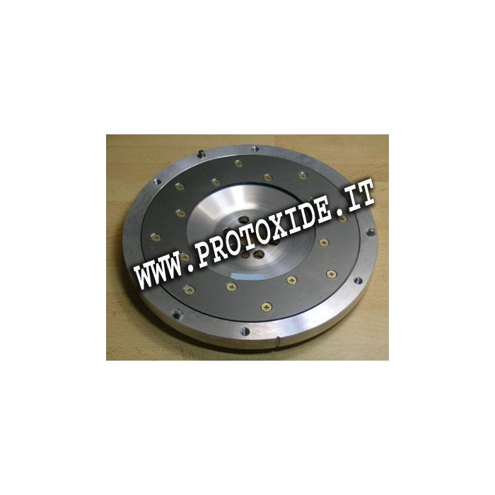Aluminum flywheel for Fiat Punto 1.2 16V Steel flywheels