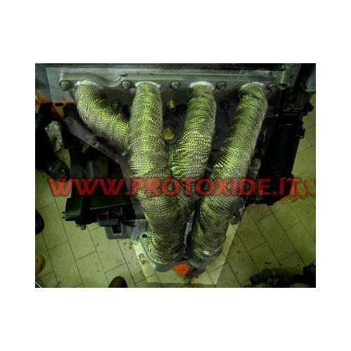 Benda collecteur et silencieux lave 4.5mx 5cm Bande de protection thermique