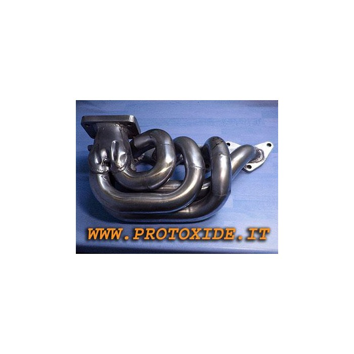 Lancia Delta 16v exhaust manifold Stainless steel manifolds for Turbo Gasoline engines