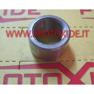 Lambda sensörü için bir konnektör Sensörler, Termokupllar, Lambda Problar