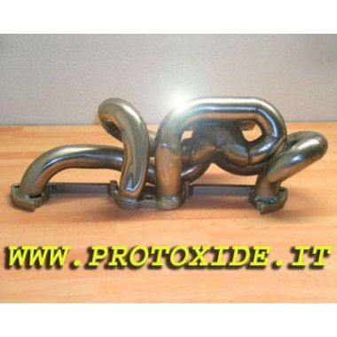 Exhaust manifold Fiat Punto GT Turbo A Stainless steel manifolds for Turbo Gasoline engines