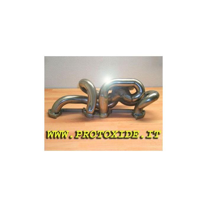 Collettore scarico acciaio inoxFiat Punto GT Uno Turbo 1400 Collettori in acciaio per motori Turbo Benzina