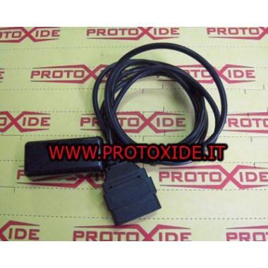 Interface draadloze OBD-2 voor de iPhone OBD2 en diagnostische hulpmiddelen