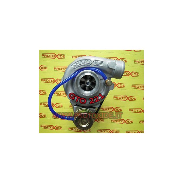 Turbocharger gto221 on double ball for 1,400 16v Abarth Racing ball bearing Turbocharger