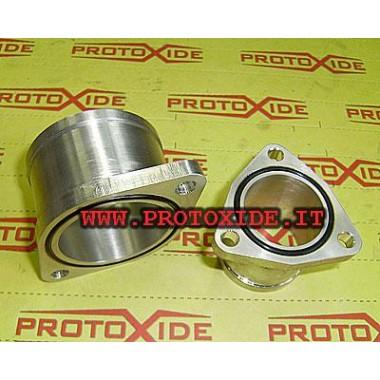 Conos de aluminio para turbocompresores Garrett GT25-28 Tubos de aceite y accesorios para turbocompresores