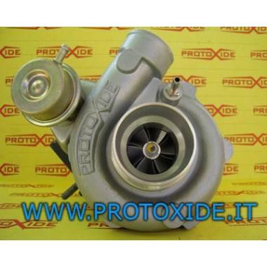 Turbocompressore GTO23 su Cuscinetti per Renault 5 GT