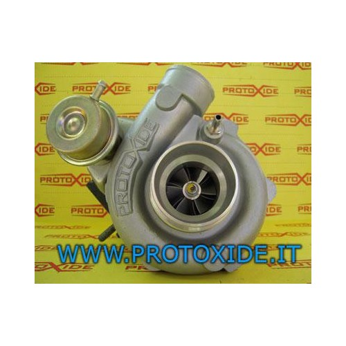 Turbocharger GTO23 of bearings for Renault 5 GT