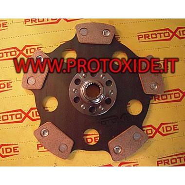 Lancia Delta Kobber Clutch diskdrev Forstærkede koblingsplader