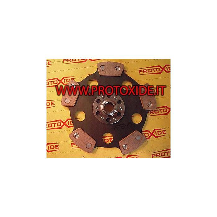 Lancia Delta Copper Clutch Disc Drive Reinforced clutch plates