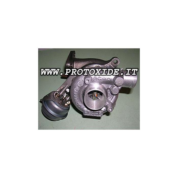 Turbokompresors Volkswagen Passat Mājas