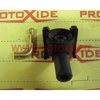 Vāciņu un termināla tips male 90 Ford Sveces kabelis un DIY termināļi