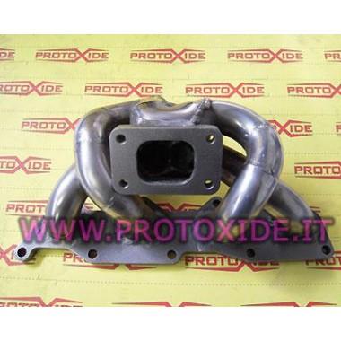 Colector de escape Volkwagen Polo 1400 16v Turbo - T25 Colectores de acero para motores Turbo Gasoline