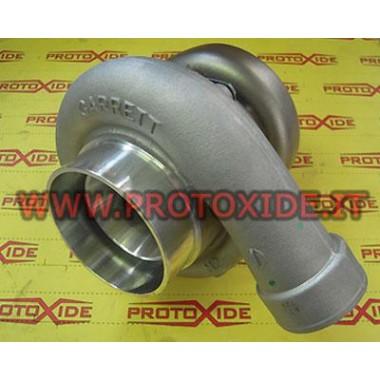 INOX RULMAN üzerinde turboşarj GT ET