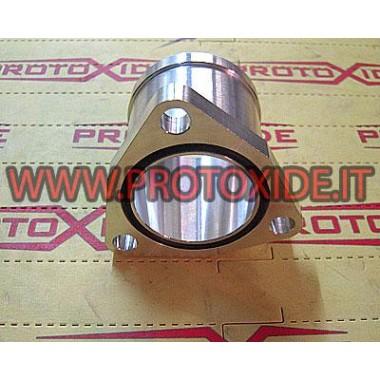 Cono adaptador de 3 orificios para turbocompresores GT2554-GT2560-GT28 Accesorios Turbo