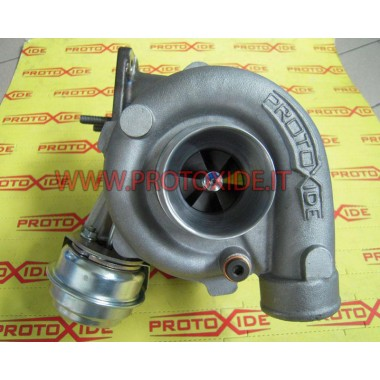 GTB220 turbo voor Alfa 147 plus maximaal 220pk Turbochargers op race lagers