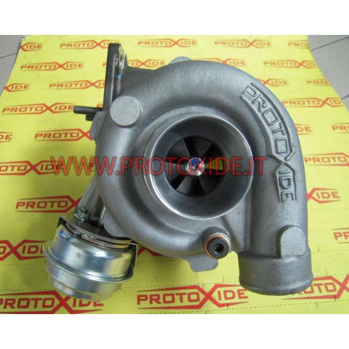 Turbocompressore GTB220 per Alfa 147 maggiorato fino a 220hp Turbocompressori su cuscinetti da competizione