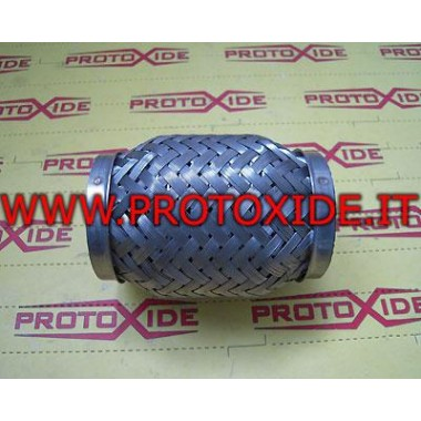 Flessibile marmitta per tubo scarico misura 54mm Flessibili marmitta