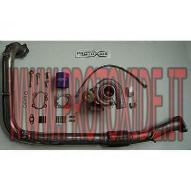 Kit potenziamento 221HP per Fiat 500 Abarth 1.4 Grandepunto Mito