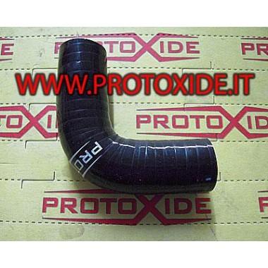 90 ° Bend pour 20mm huile de silicone Courbes de silicone pour l'huile