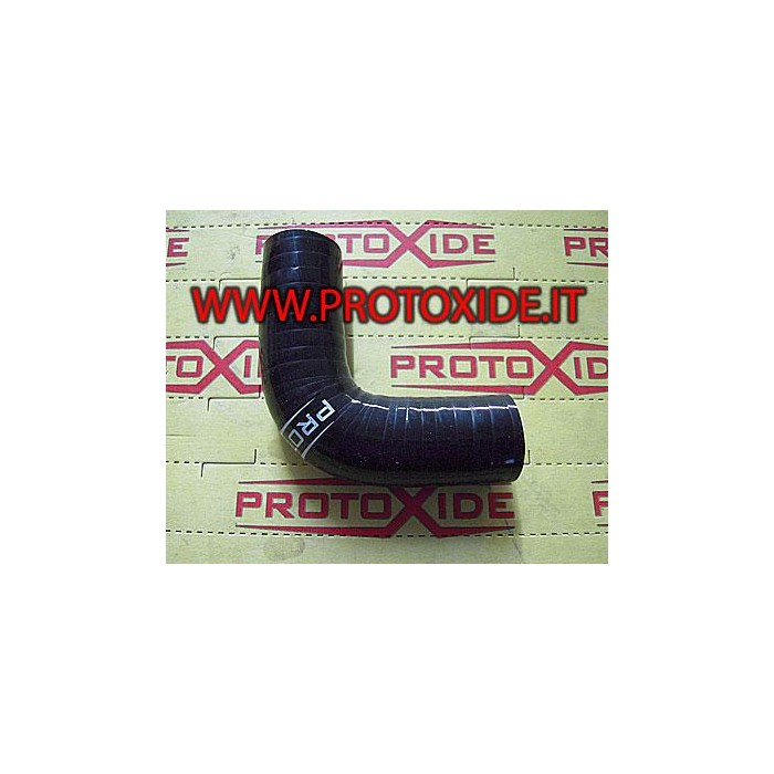 Elbow 90 degree 20mm silicone for oil Silicone curves for oil