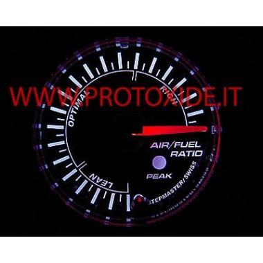 Airfuel 60 mm carburador lanceta Carburización de combustible a presión