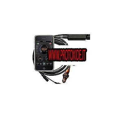 AirFuel WIFI di precisione con sonda per Iphone Carburazione Airfuel