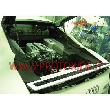 Audi R8 4.200 filtros de aire