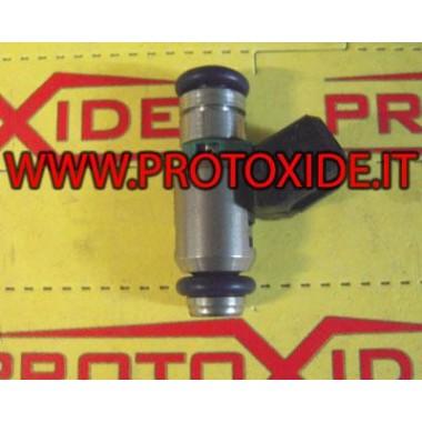 Korte injektorer 365 cc høj impedans Injektorer efter strømmen