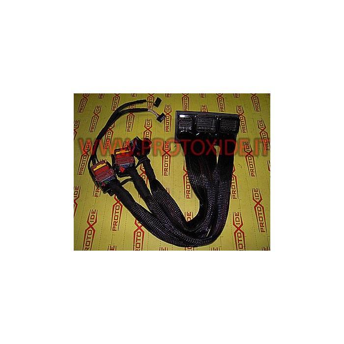 Extension Minicooper S R56 or Peugeot 1.6 turbo thp Control unit connectors and control unit cabling