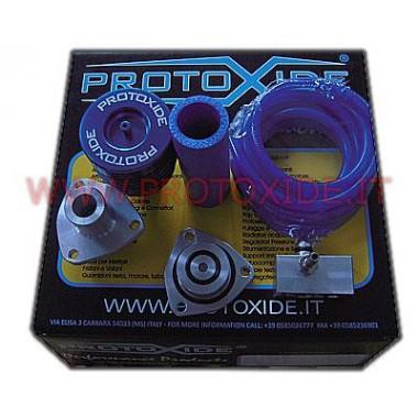 Valvola Pop-Off Protoxide Peugeot 207 1.6 , Citroen DS3, MiniCooper R56 Turbo Valvole PopOff e adattatori