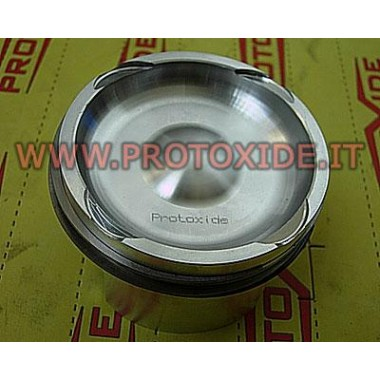 "Pistons GrandePunto Fiat 500 Abarth 1.4 16v Turbo ""long"" Forged Auto Pistons"