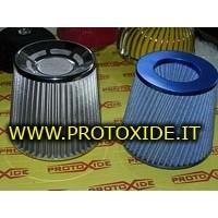 Vzduchové filtre motora