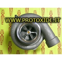 Turbochargers op race lagers