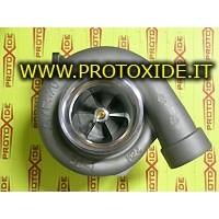 Turbocompresores sobre cojinetes de carreras